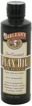 Picture of Flax Oil For Animals - 12 oz - Liquid