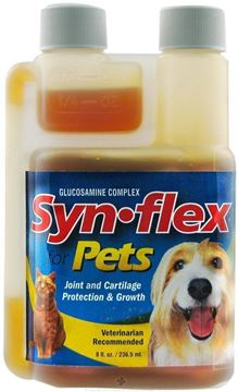 Picture of Synflex Pets Liquid Glucosamine Formula For Pets, 8oz