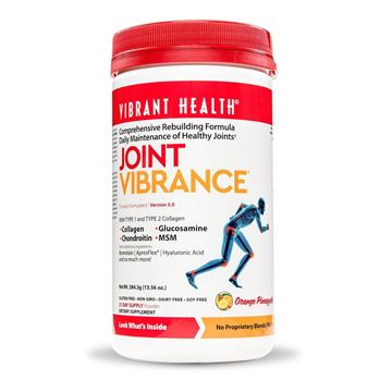Picture of Vibrant Health - Joint Vibrance, Comprehensive rebuilding formula 21 Servings