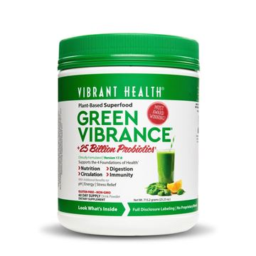 Picture of Vibrant Health - Green Vibrance, 60 Servings