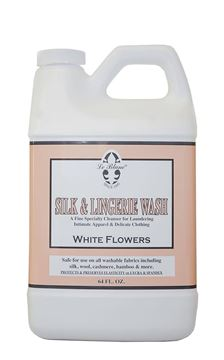 Picture of Le Blanc White Flowers Silk & Lingerie Wash - 64 FL. OZ.