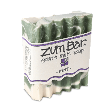 Picture of Indigo Wild  ZUM BAR GOAT'S MILK SOAP, MINT 3oz