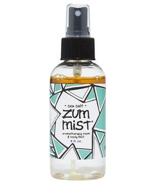 Picture of Indigo Wild  ZUM MIST AROMATHERAPY ROOM AND BODY SPRAY, SEA SALT, 4OZ