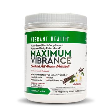 Picture of Vibrant Health  Maximum Vibrance,  15 Servings