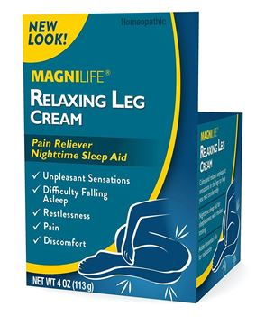 Picture of MAGNILIFE® RELAXING LEG CREAM, 4 OZ