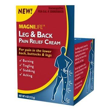 Picture of MAGNILIFE® LEG & BACK PAIN RELIEF CREAM