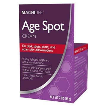 Picture of MAGNILIFE® AGE SPOT CREAM 2 OZ.