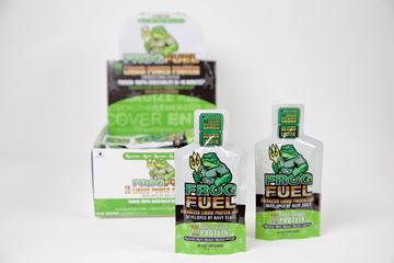 Picture of Frog Fuel Power Energized - Liquid Protein Shots,  24 - 1oz packets