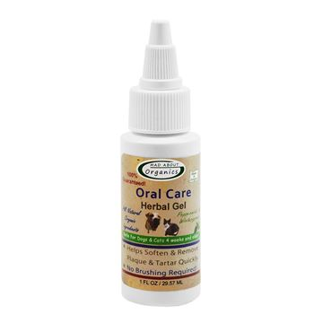 Picture of Mad About Organics  Organic Oral Care Herbal Gel, 1oz