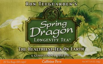 Picture of Dragon Herbs Spring Dragon Longevity Tea, 20 Tea Bags
