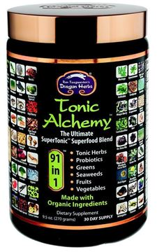Picture of Dragon Herbs - Tonic Alchemy,  9.5 oz