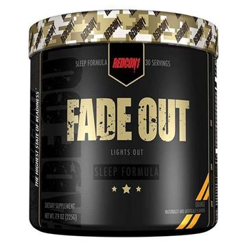 Picture of Redcon1 FADE OUT - SLEEP FORMULA , Black Currant, 7.9 oz
