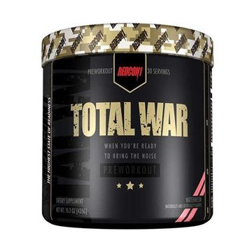 Picture of Redcon1 TOTAL WAR - PRE WORKOUT,  Watermelon,  30 Servings