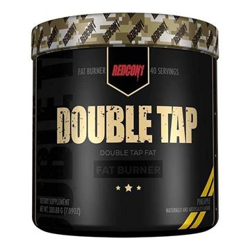 Picture of Redcon1 DOUBLE TAP POWDER - FAT BURNER, Pineapple, 7.09 oz