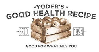 Picture for manufacturer Yoder's Good Health Recipe