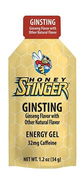 Picture of Honey Stinger Energy Gel, Ginsting, 1.2 Ounce pack of 24
