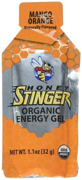 Picture of Honey Stinger Energy Gel, Mango Orange, 1.2 Ounce pack of 24