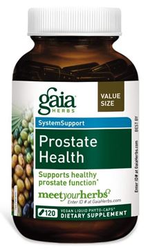Picture of Gaia Herbs Prostate Health 120 Count