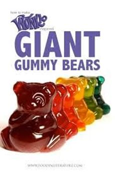 Picture for manufacturer GIANT GUMMY BEARS