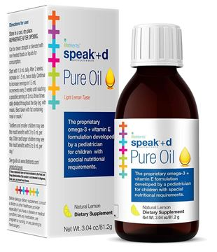 Picture of Lifetrients speak+D Pure Oil 3oz