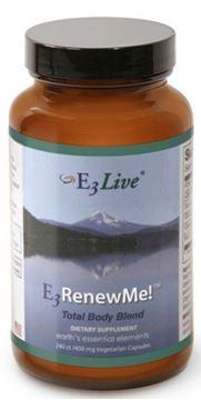 Picture of E3Live E3renewme! Supplement, 240 Count