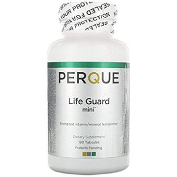 Picture of PERQUE Life Guard Mini 180 Tabs