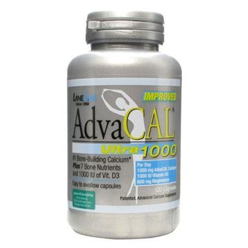 Picture of Lane Labs Advacal Ultra 1000 Capsules, 120 Count
