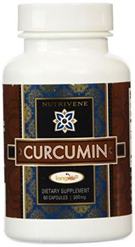 "Picture of Curcumin, Longvidaâ""¢ by Nutrivene (500 mg, 60 capsules)"