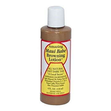 Picture of Maui Babe Browning Lotion 4oz