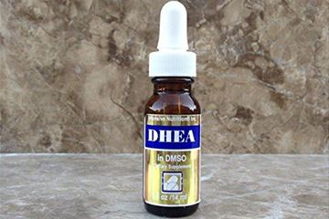 Picture of DHEA High Absorption Liquid 5 mg/drop