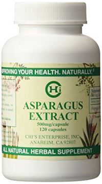 Picture of Asparagus Extract (120 Caps) by chi-enterprise