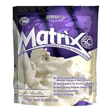 Picture of Matrix5.0, Simply Vanilla, 5 Pounds