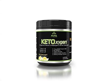 Picture of MPA Supps Ketoxygen, BHB Salts, Exogenous Ketone Supplement