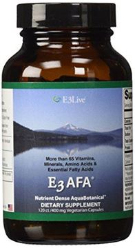 Picture of E3AFA 120ct (400mg) 1 bottle