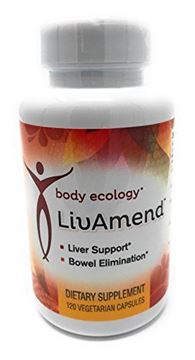 Picture of Body Ecology LivAmend 120 capsules