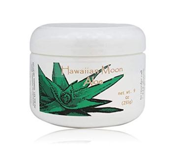 Picture of Hawaiian Moon Aloe Cream - 9 Oz Skin Care Jar