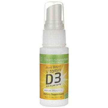 Picture of Global Health Trax Vitamin D3 Spray - Plant Based 400 Iu 0.65 fl oz Liquid