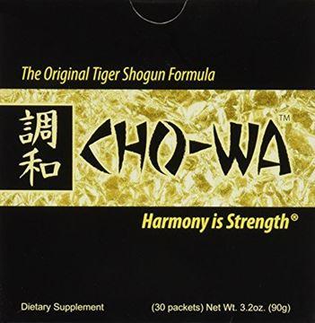 Picture of CHO-WA Original Tiger Shogun Formula Dietary Supplement