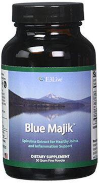 Picture of E3Live Blue Majik Powder, 50 Gram