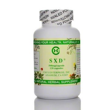 Picture of Chi's Enterprise SXD Herbal Supplement, 120 count (120)