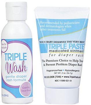 Picture of Triple Paste Diaper Rash Care Kit