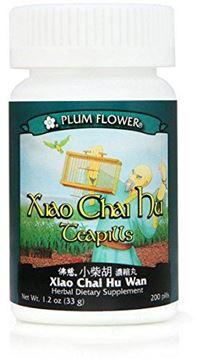 Picture of Mayway - Xiao Chai Hu Wan (Minor Bupleurum), 200 Teapills