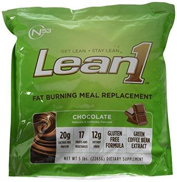 Picture of Nutrition 53 Lean 1, Chocolate, 5 Pound