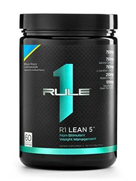 Picture of R1 Lean 5, Rule 1 Proteins (Blue Razz Lemonade, 60 Servings)