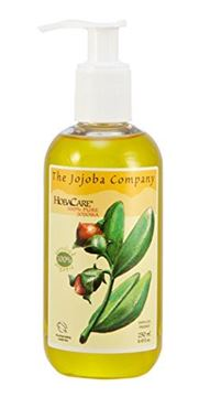 Picture of Organic HobaCare Jojoba Oil 250ml (8.45 oz)
