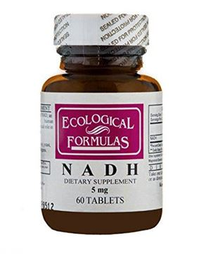 Picture of Ecological Formulas NADH 5 mg 60 tabs