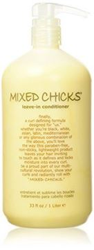 Picture of Mixed Chicks Curl Defining & Frizz Eliminating Leave-In Conditioner, 33 fl.oz.