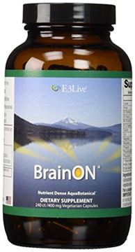 Picture of E3Live BrainOn, 240 Count