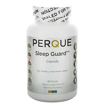 Picture of Sleep Guard - 90 Capsules by Perque