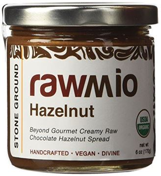 Picture of Rawmio Hazelnut Chocolate Butter 6 oz Jar